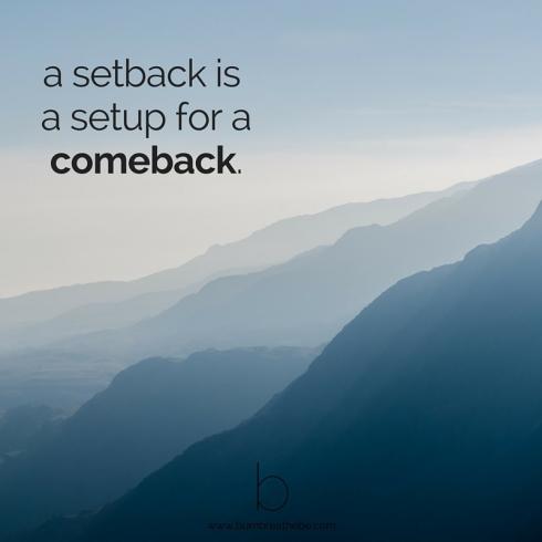 comeback